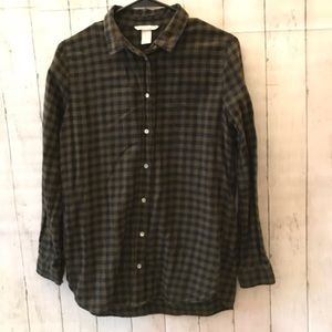 H&M flannel size 4